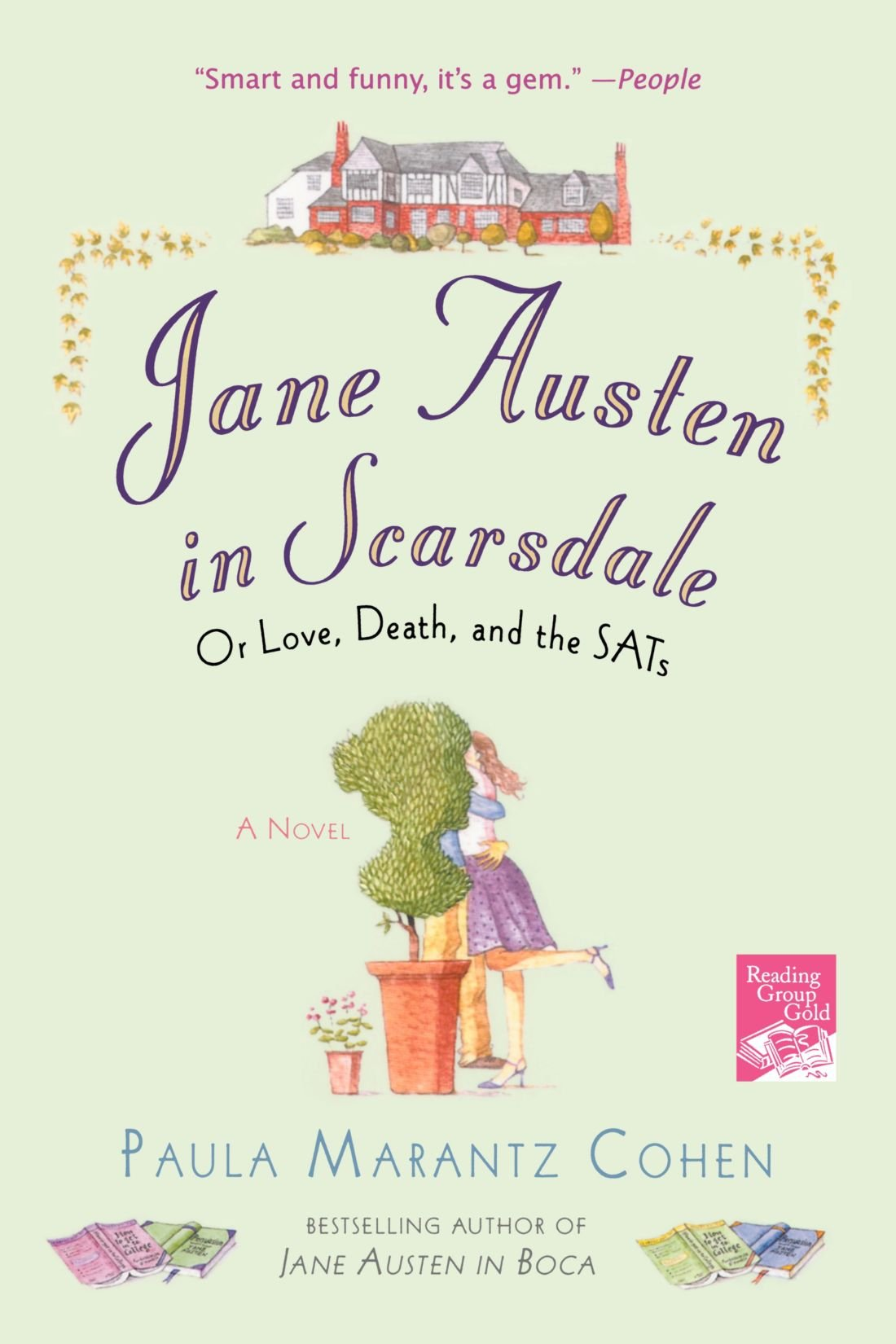 Amazon.com: Jane Austen in Scarsdale: Or Love, Death, and ...