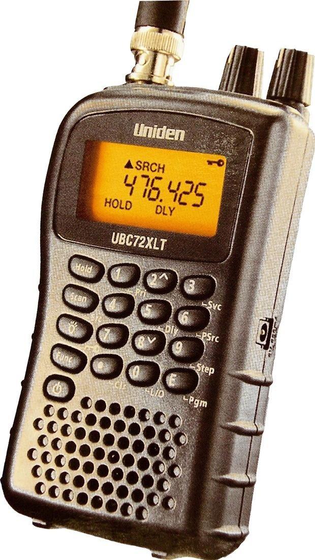 uniden ubc 72xlt handheld radio scanner with close call amazon co rh amazon co uk Uniden Surveillance System Install Uniden Surveillance System Install