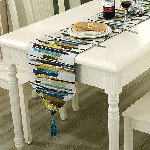 Table Camino Mesa de comedor mesa de comedor mantel Tea table ...