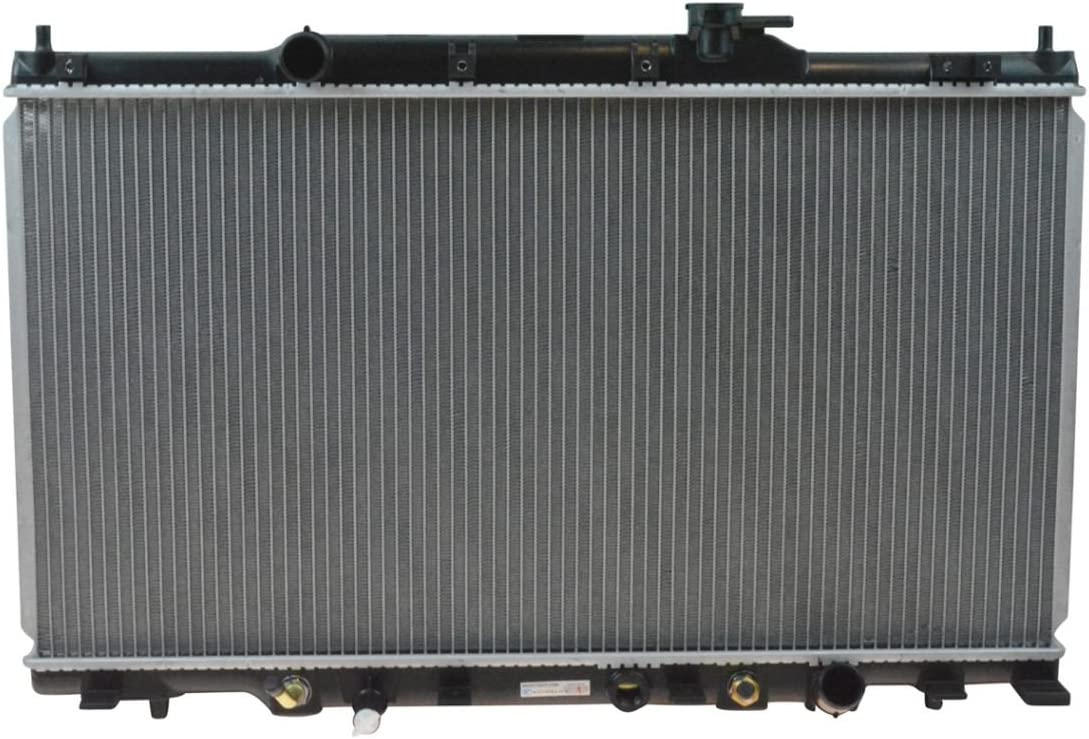 Brand New Premium Radiator for 02-06 Honda CR-V 03-06 Element 2.4 L4 AT MT