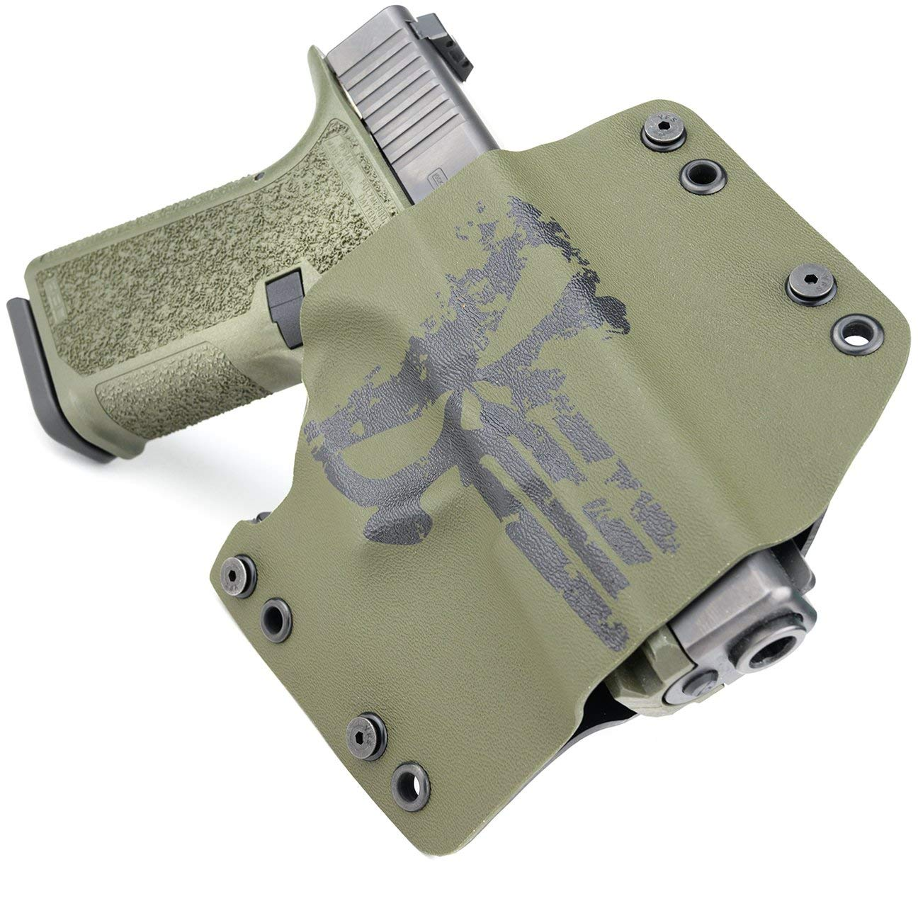 R/&R HOLSTERS OWB Kydex Holster For Glock