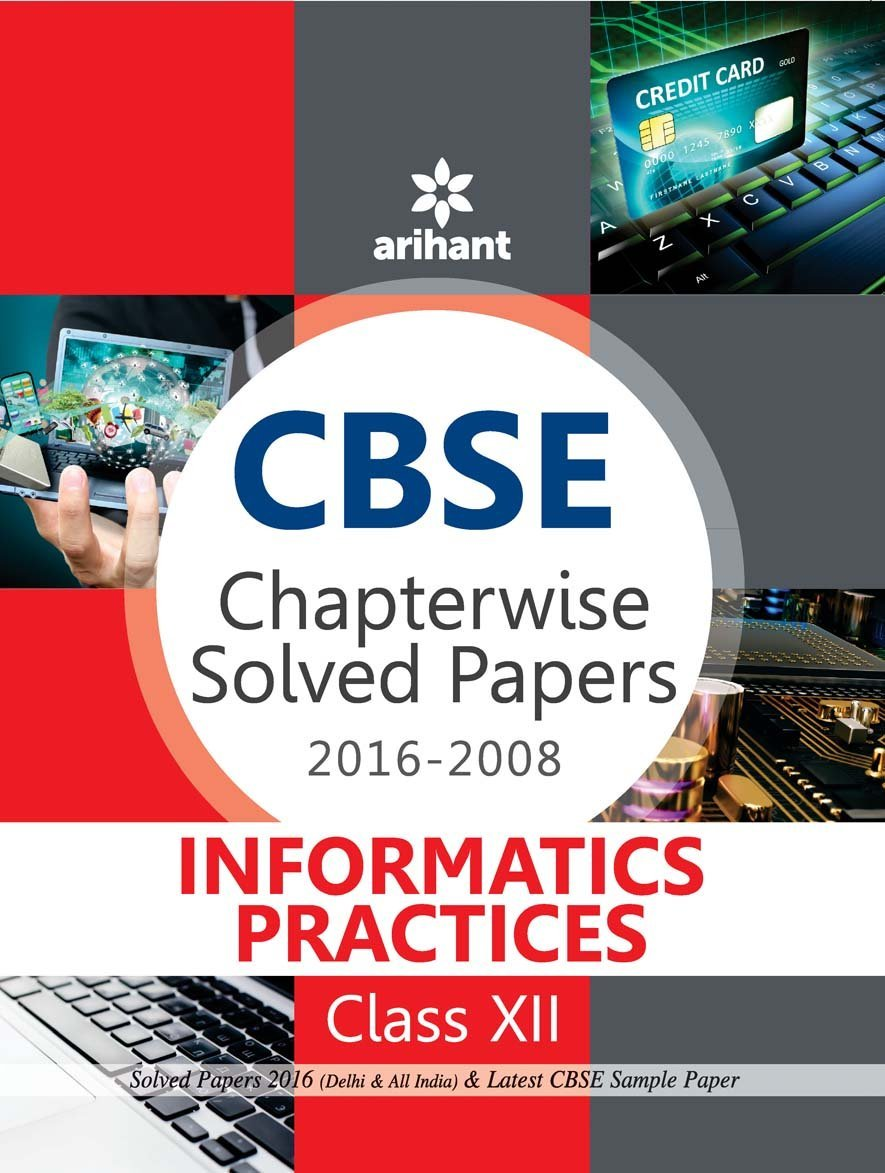Informatics Practices Class 12 Ncert Textbook Pdf