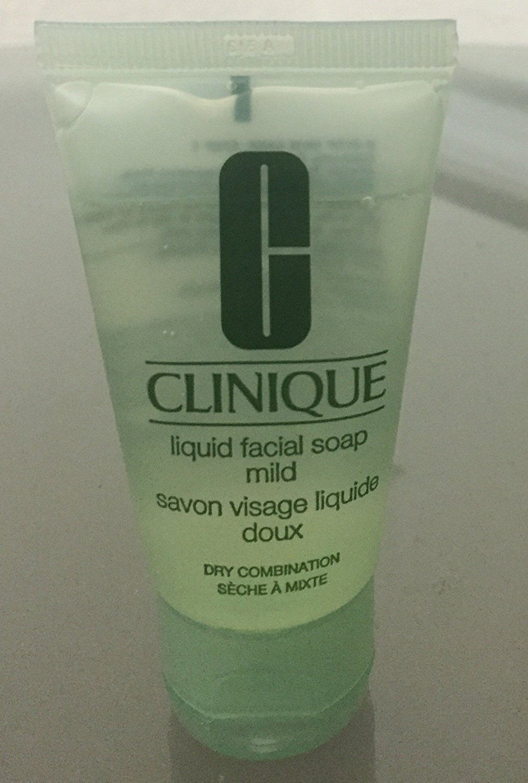 Clinique Liquid Facial Soap Extra-Mild 30ml (Sample Size)