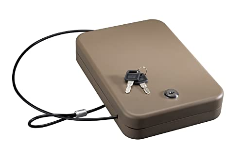 Stack-On PC-95C-S Portable Case with Combination Lock