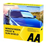 AA Windscreen Frost Protection and Sun Shield