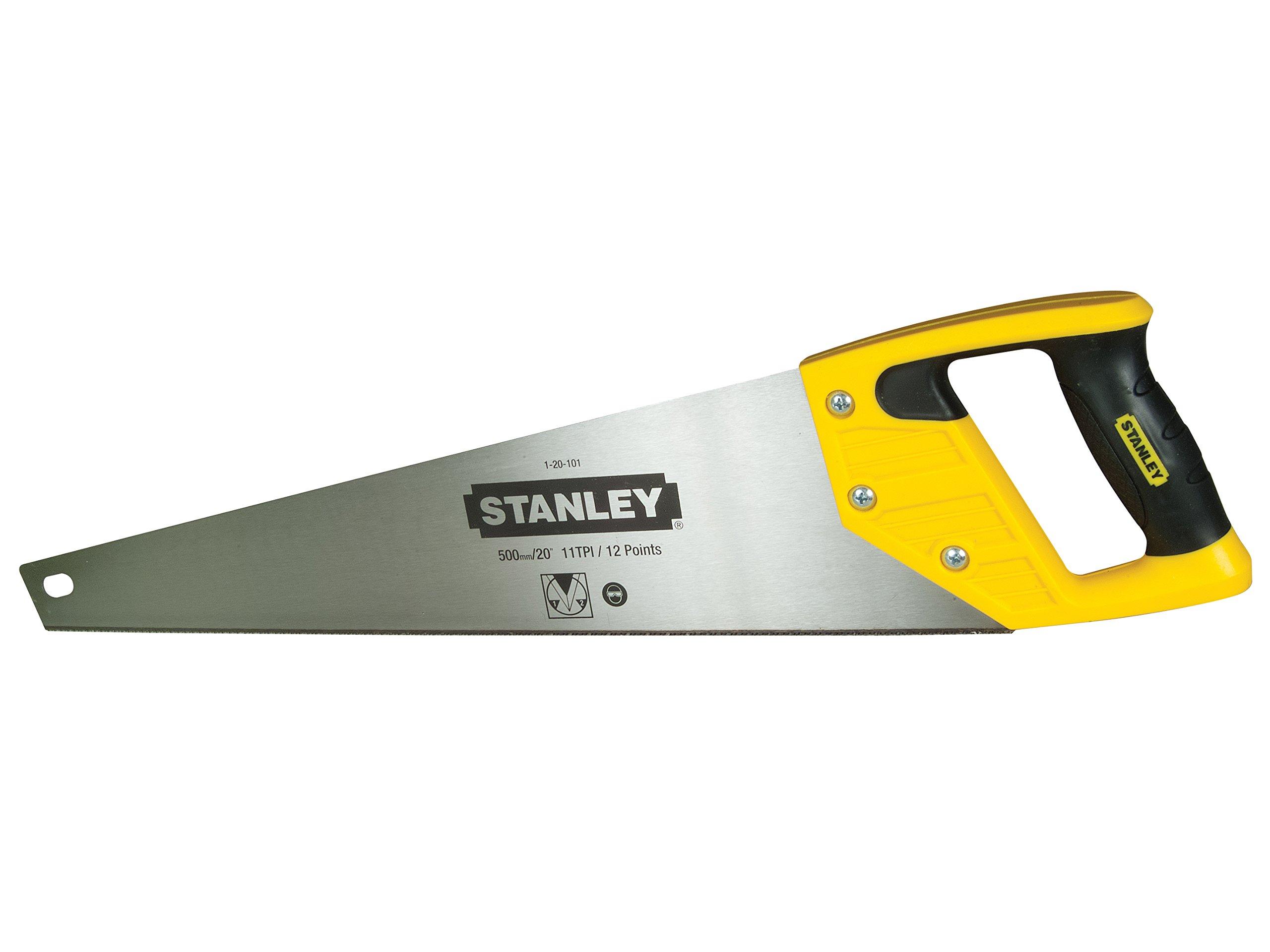 Stanley 1-20-101 20-inch/ 500mm Fine Finish Saw