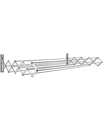 Artweger Ruck Zuck - Tendedor de Pared Plegable, 120 cm