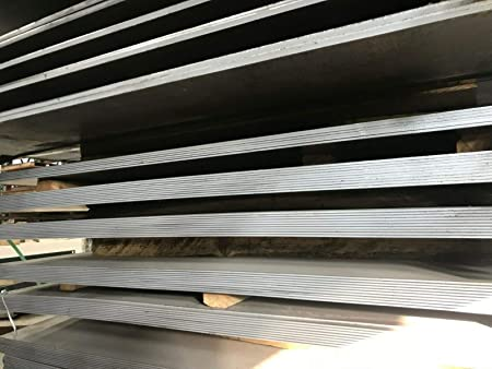 1//2 .50 Hot Rolled Steel Sheet Plate 12X 24 Flat Bar A36