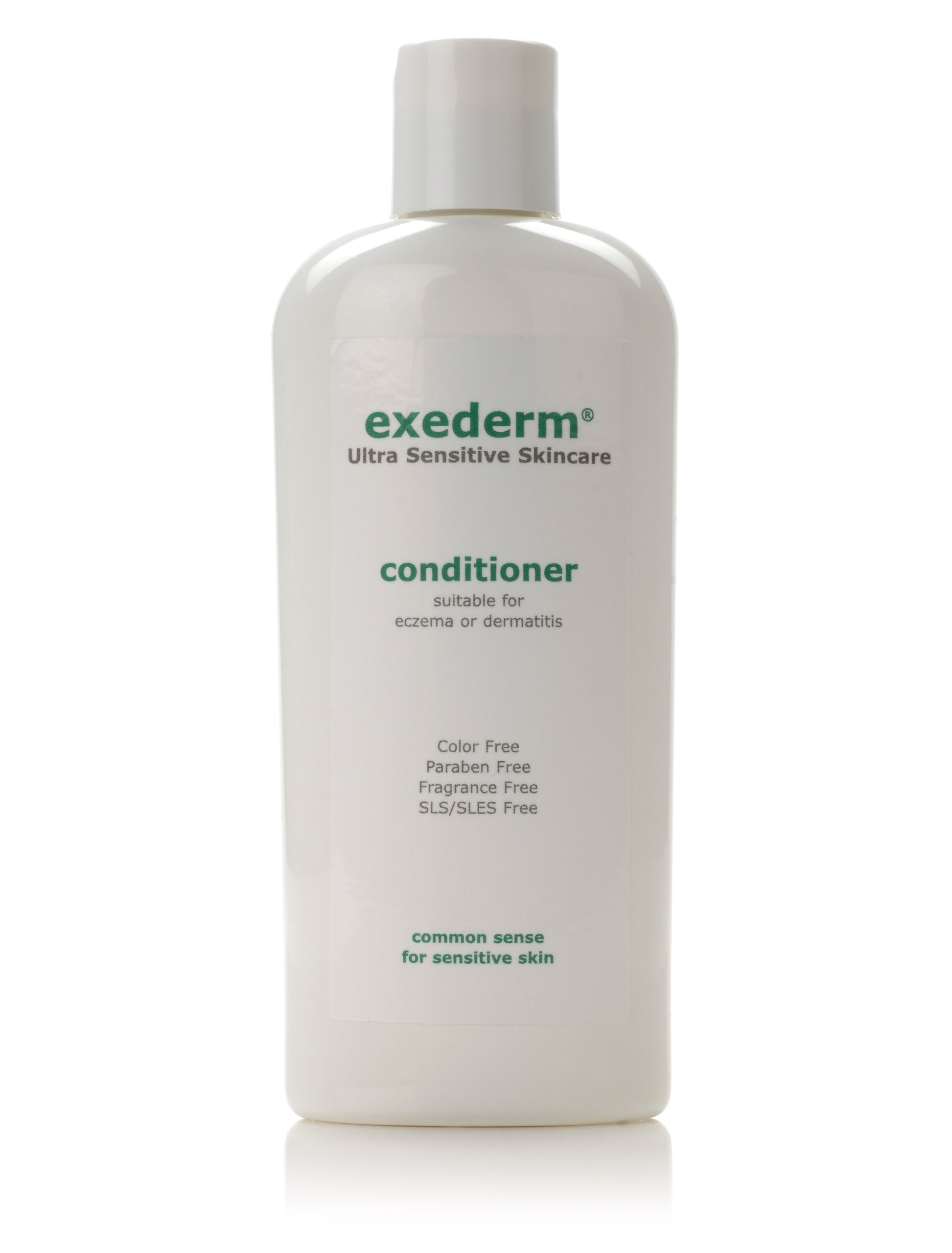Exederm Non Itch Conditioner, 8 Ounce by Exederm