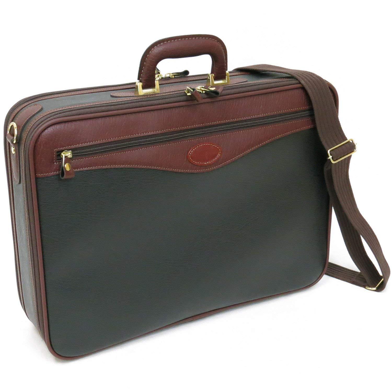 [カントリーフィールド] ビジネスバッグ 日本製 合皮 ソフトアタッシュケース B4ファイル対応 W45cm[6255] M B07Q82GP92