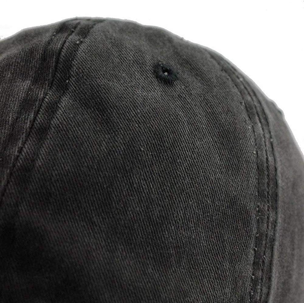 WYYCLD Mens//Womens This is How I Roll Funny Farmer Or Farming Tractor Denim Fabric Baseball Cap Adjustable Hip Hop Caps