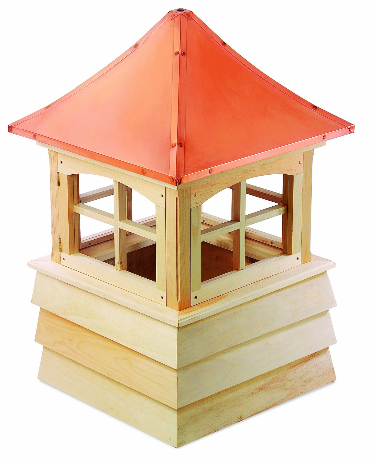 Good Directions Guilford Wood Cupola with Copper Roof, 22'' x 32'' by Good Directions
