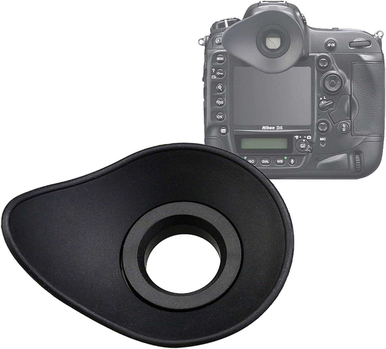 DK-19 Rubber Eyecup Eyepiece for Nikon D6 D500 D5 D850 D810A D800E Camera