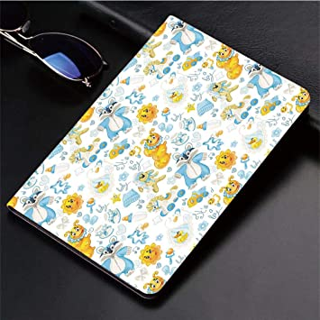 Amazon.com: Happy Sun Raccoon - Carcasa para iPad Pro 10,5 ...