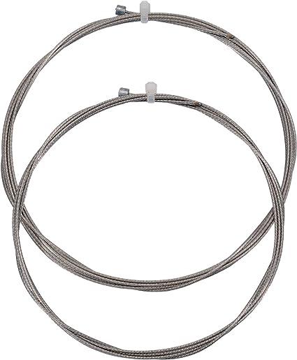 Front//Rear Aztec Stainless Derailleur Cable Set