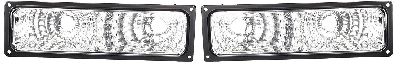 Depo 332-1615PXUS-C Black Diamond Composite Type Park Signal Lamp