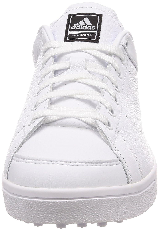 Adidas Adicross Classic, Zapatillas de Golf para Hombre, Blanco (Blanco F33779), 45 1/3 EU adidas