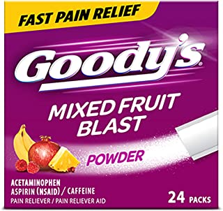 product image for Goody's Extra Strength Headache Powders   Mixed Fruit Blast   24 Count