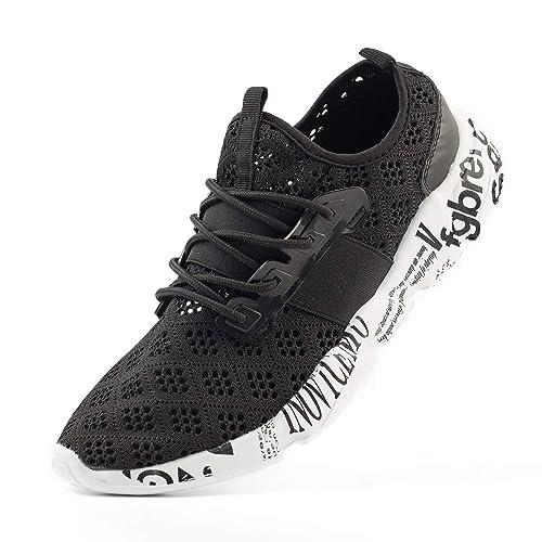 65868ec419a6e Wander G Men's Lightweight Breathable Mesh Street Sport Walking Shoes  Casual Sneakers for Sports Gym Walking