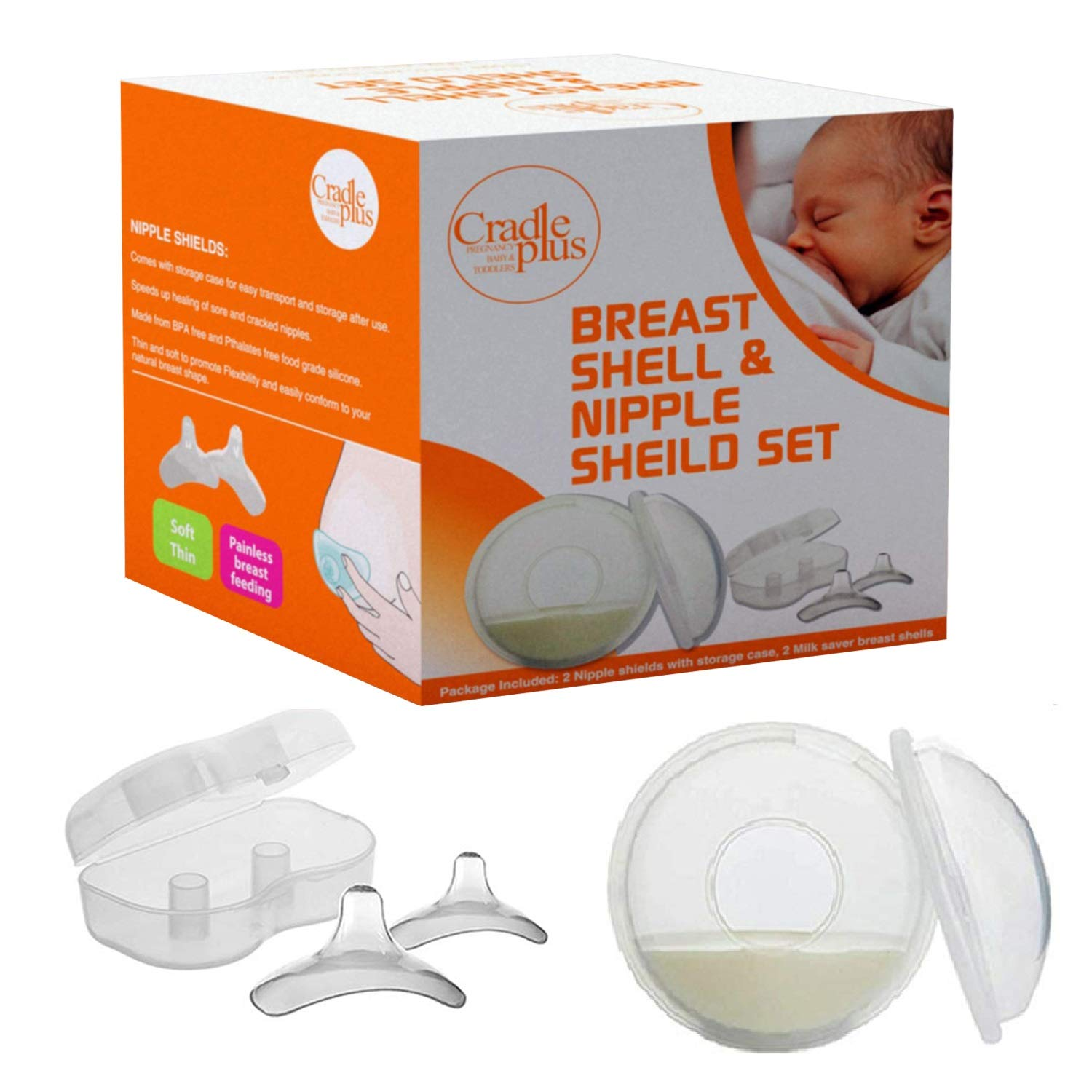 Top 10 Best Nipple Shields (2020 Reviews & Buying Guide) 10