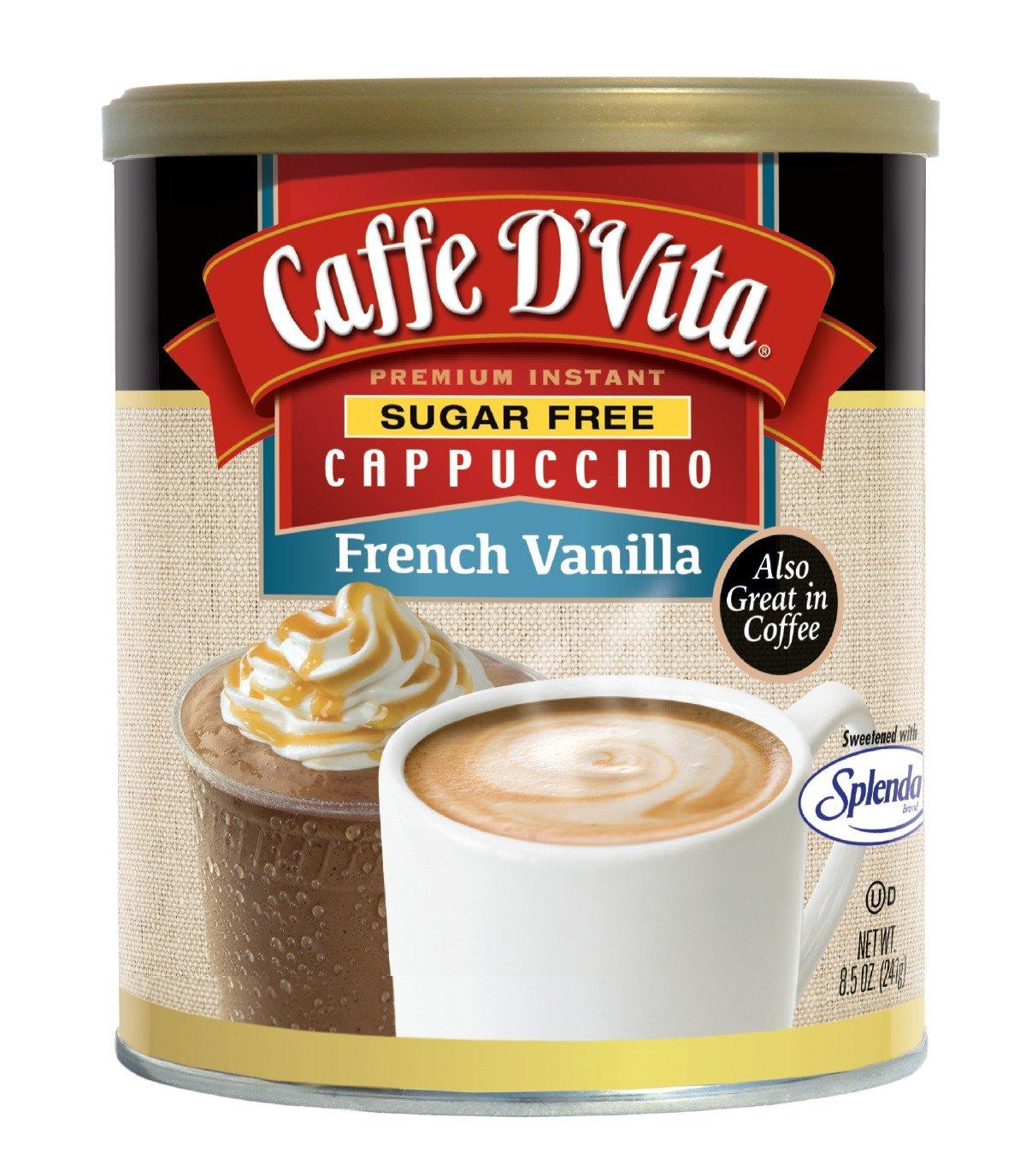 French Vanilla Cappuccino Mix Recipe Dandk Organizer