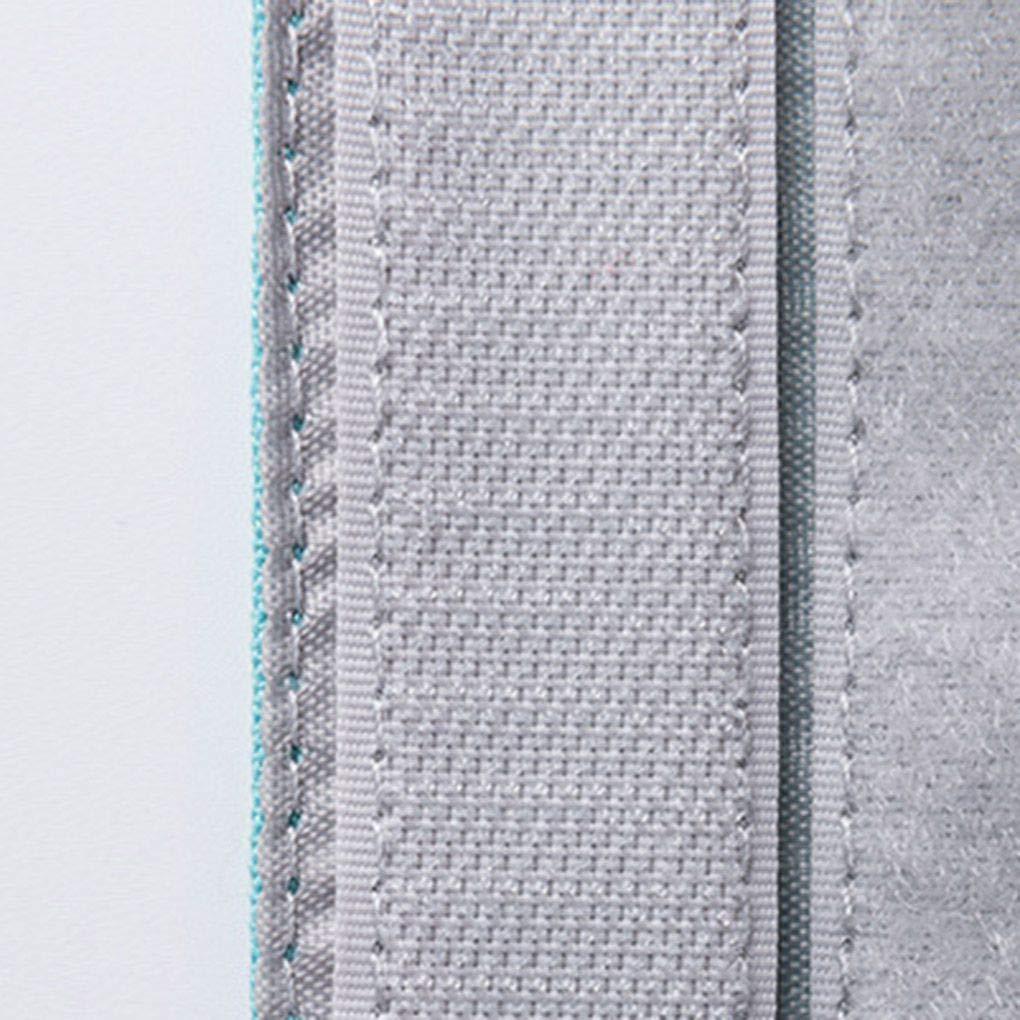 Zerama Percha de Lona Toallas Ropa Interior Calcetines Tendedero de lavander/ía Ba/ño Clips Plegable Secador de Viajes PP Percha