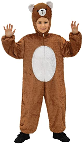 WIDMANN Widman - Disfraz de oso infantil, talla 5-8 años (S/9751B ...