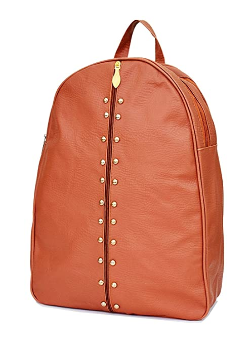 5951cfa8edcb Top Leather Backpack  TrendCreations - Stylish Bag Girls  Best School  Backpack For kids  Casual Backpack  Amazon.in  Bags