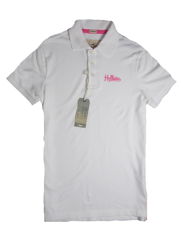 99c42a5a7603b1 Hollister Men s Polo Shirt T Shirt at Amazon Men s Clothing store