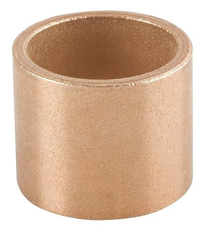 1 Each 1 1//8 Nom O.D. Bunting Bearings 7//8 Nom 1 1//4 Lg. SAE 841 Bronze I.D. Oil Impregnated