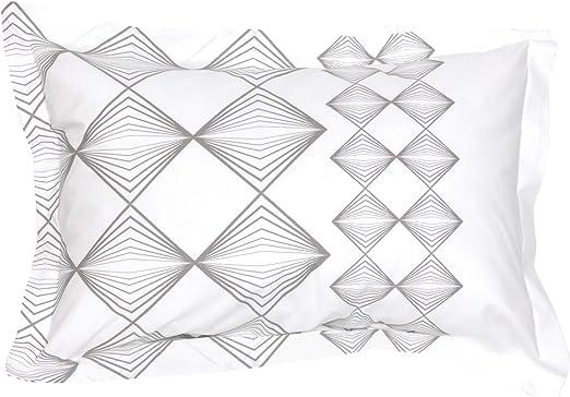 Funda de almohada 100 % algodón – 70 x 50 cm – Modelo Forever ...