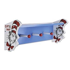 Trend Lab Dr. Seuss Shelf, Cat in The Hat