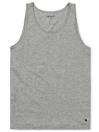 742a5f576cfa42 Tank Top Men Carhartt WIP Base Tank Top  Amazon.co.uk  Clothing