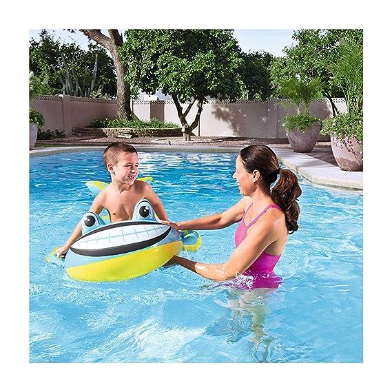 Cisne 2013, S.L. Barca Hinchable Bote para niños y niñas Piscina ...