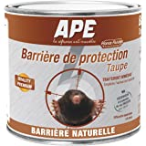 APE - REPULSIF 0192BB Barrière de Protection Taupes Granules, Transparent