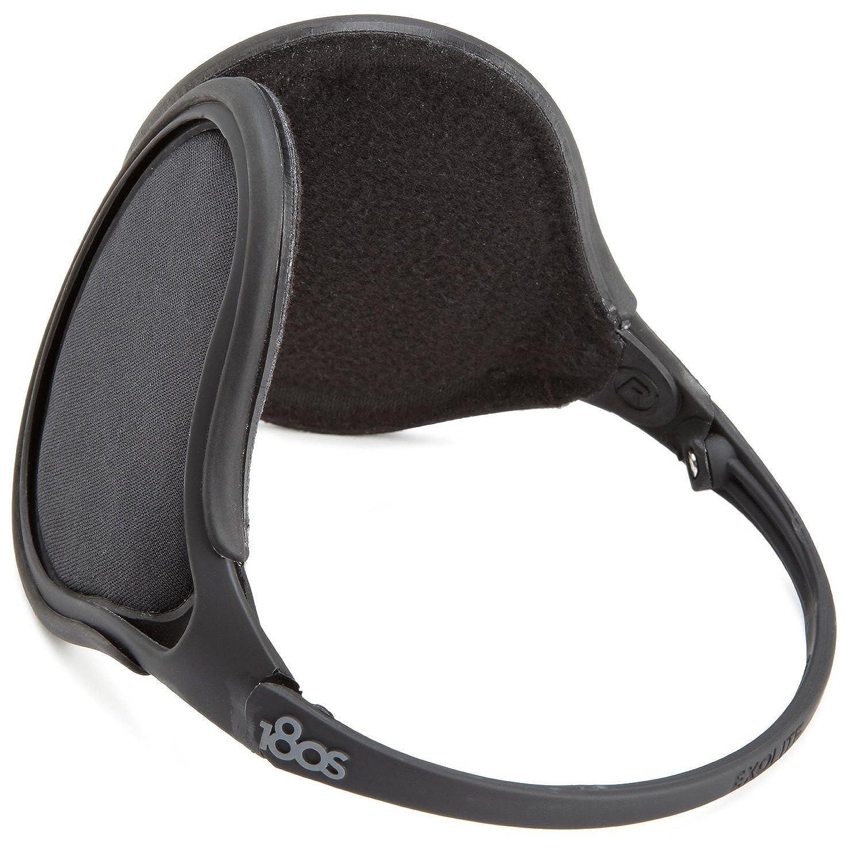 180s Exolite Adjustable Ear Warmer Black One Size 180s Men' s Accessories 11541