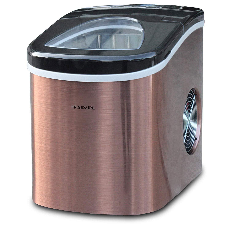 Frigidaire Máquina de hacer hielo para la encimera portátil, 26 ...