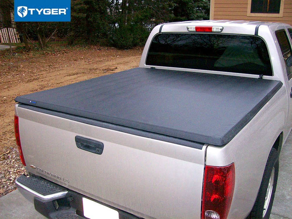 Tyger Auto T3 Tri-Fold Truck Bed Tonneau Cover TG-BC3C1040 Works with 2015-2019 Chevy Colorado//GMC Canyon Fleetside 6 Bed