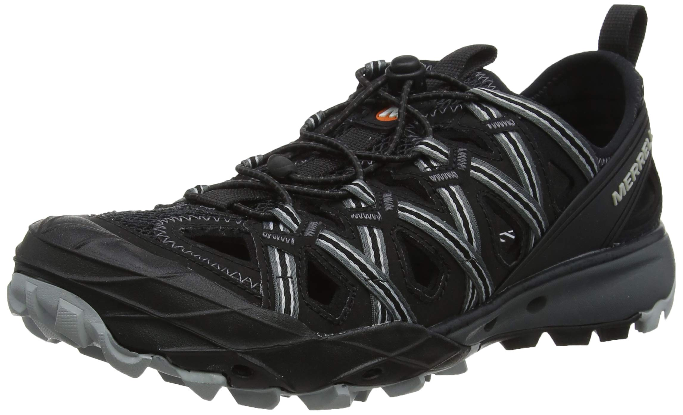 Merrell Men's Choprock Water Shoes, Black, 7.5 (41.5 EU)