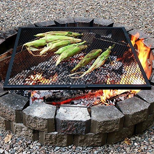 La Hacienda 60544 Tall Large Fire Pit Grill//Barbecue Cover