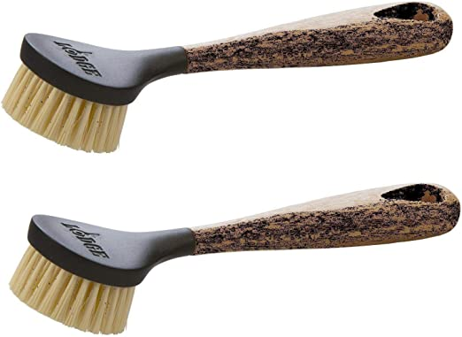 CI Skillet Scrub Brush