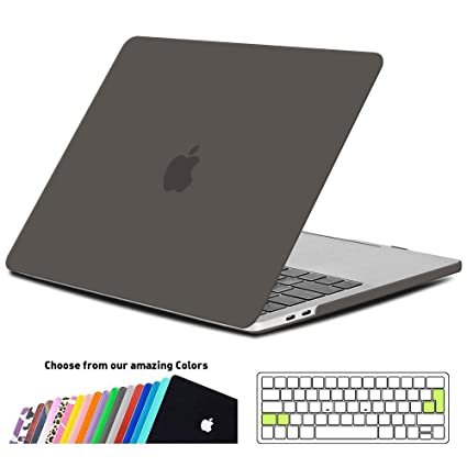 iNeseon Funda MacBook Pro 13 2018/2017/2016, Carcasa Case Duro y ...