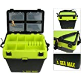 Roddarch SEA MAX© Sea Fishing Tackle Seat Box. Genuine High Quality Product.