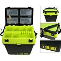 Roddarch SEA MAX© Sea Fishing Tackle Seat Box. Genuine Product.