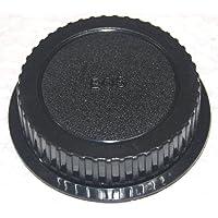 Hanumex® Rear Lens Cap Cover for Canon EF EF-S (Black)