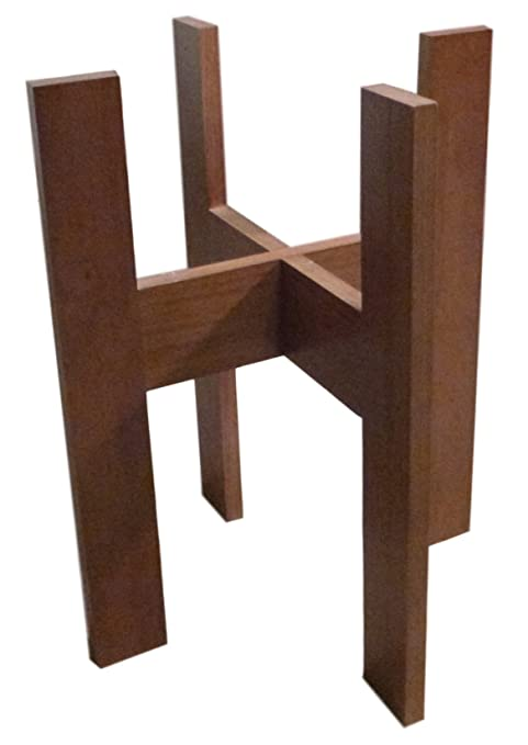 Modern House Mid Century Plant Stand  Only 10 Inch Mid Century Modern Metal Plant Stand M98