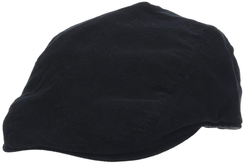 4d1fa7c1d8d5ab Levi's Men's Corduroy Driver Beret, (Noir Regular Black 59), One (Size:  UN): Amazon.co.uk: Clothing