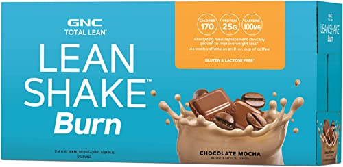 GNC Total Lean Lean Shake Burn – Chocolate Mocha