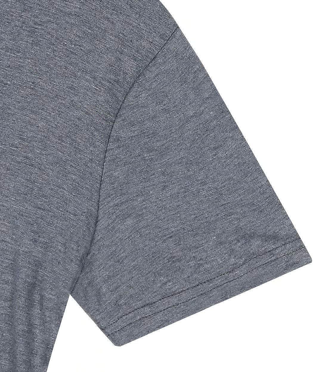 Women Merry Christmas Leopard Plaid Tree Shirt Top Short Sleeve Casual Graphic Print T Shirt