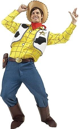 Rubies Disfraz de Woody para hombre: Amazon.es: Juguetes y juegos